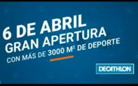 Decathlon inaugurará su primera tienda en Chile el próximo 6 de abril