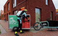 Dutch e-tailer Wehkamp launches bike delivery