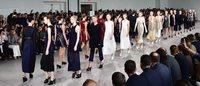 Nova Iorque dá as boas-vindas a uma Semana de Moda de transição