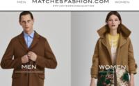 Matchesfashion.com venduto ad Apax, i fondatori mantengono una piccola quota, il CEO rimane