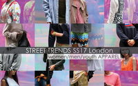 Trendzoom: Street London Fashion Week S/S 17