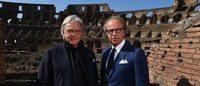 Il Colosseo restaurato grazie a Tod's