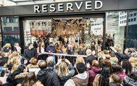 В России появятся магазины Reserved в концепте Open to public