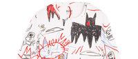 Eleven Paris signe une collection inspirée de l'oeuvre de Jean-Michel Basquiat