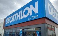 Decathlon se reubica en Zaragoza y abre en La Torre Outlet