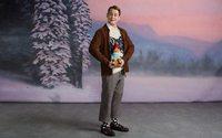 Маколей Калкин стал лицом рекламной кампании Happy Socks
