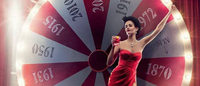 Eva Green è la musa del Calendario Campari 2015