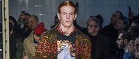 Antonio Marras, à son tour,va faire défiler homme et femme ensemble