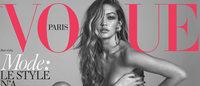 Gigi Hadid se desnuda en cuerpo y alma para Vogue Paris