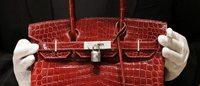 Hermès diz estar em negociações com atriz sobre bolsa de crocodilo