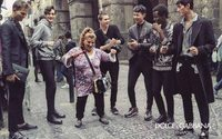 Dolce & Gabbana сняли кампанию в рабочем квартале Неаполя