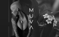 Amber Rose unveils her new CBD-infused skincare line