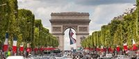 Xmas sales plummet, Champs-Elysees empty in edgy post-attack Paris