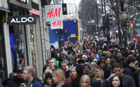 UK shop prices fall at fastest pace in over a year - BRC
