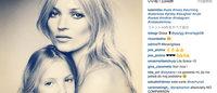 ケイト・モス、娘のために今後ヌード写真の撮影を行わないことを宣言