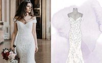 Anomalie lets customers build their wedding dress online