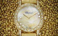 Chopard s'engage à produire des bijoux et montres en or équitable