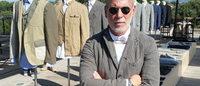 Lardini lancia la prima collezione con Nick Wooster