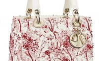 Dior reinterprets iconic Toile de Jouy for Chinese New Year