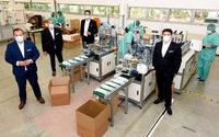 Schutzmasken-Produktion in Österreich: Lenzing und Palmers Textil gründen Joint Venture