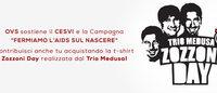 OVS sostiene la campagna 'Fermiamo l'AIDS sul nascere'