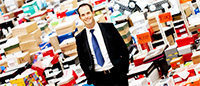 Boris Saragaglia (Spartoo) : « Avoir des magasins, c'est humaniser la relation ».