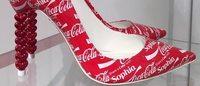 Coca-Cola recebeu tratamento real na Semana de Moda de Paris