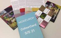 ModEurop bringt ColourCard für Frühjahr/Sommer 2021 heraus