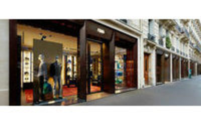 0acc61993 BHV Marais: Fendi, Givenchy, Gucci and Moncler's men's store in ...
