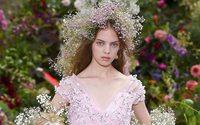 Rodarte: Cowgirl couture in a classical cloister