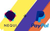 PayPal firma una alianza con Nequi en Colombia y amplía su mercado