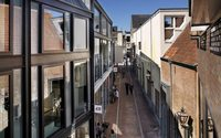 Leiden shopping district wins Dutch retail development prize