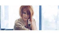 Nicole Kidman em ensaio da Jimmy Choo