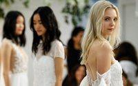 New York Bridal Week encerra edição com aposta num escape do branco