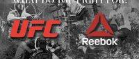 锐步与UFC合作 专属运动服将面世