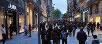 El Portal del Ángel (Barcelona) y Preciados (Madrid), las calles más caras de España