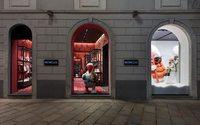 Moncler apre a Milano il primo store dedicato al bambino