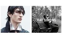 Willy Vanderperre shoots enigmatic spring/summer 2016 campaign for Raf Simons