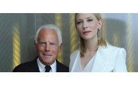"""Si"" de Giorgio Armani representado por Cate Blanchett"