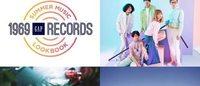 Gapが創業年「1969」に回帰、アーティスト5組とコラボした音楽プロジェクト始動