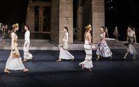 Chanel'den New York'ta Mısır Esintileri