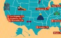 Los Angeles est la ville la plus fashion des Etats-Unis