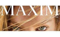 Кэндис Свэйнпол снялась для обложки Maxim