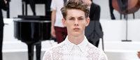 Fashion Week de Londres : Burberry ose la dentelle pour l'homme