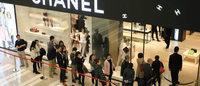 奢侈品在京首现大面积折扣