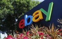 Ebay anuncia previsiones decepcionantes para el tercer trimestre