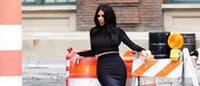 Kim Kardashian em primeiros cliques para C&A