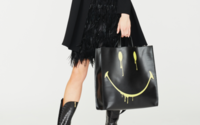 Steffen Schraut links with Smiley for handbag partnership