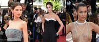Cannes 2016: sfilano lustrini e abiti di gala, ma anche suit maschili