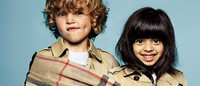Burberry taking back the reins of its childrenswear
